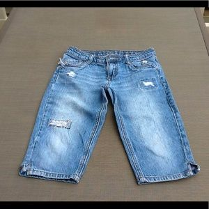 Girls Arizona crop jeans
